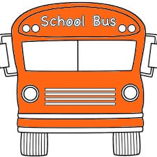Picture of Orange School Bus