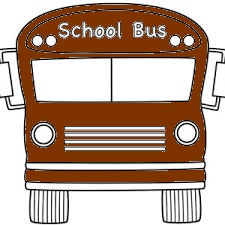 Picture of Brown School Bus