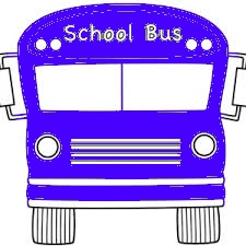 Picture of Purple School Bus