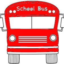 Picture of Red School Bus